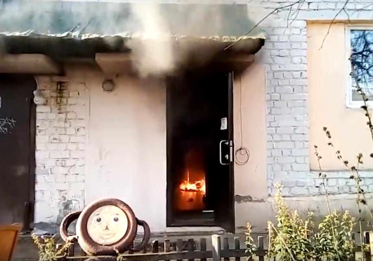 Подозреваемый в поджоге магазина в Балахне задержан по горячим следам - фото 1