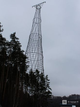 Гиперболоид инженера Шухова: судьба знаменитой башни в Дзержинске - фото 13