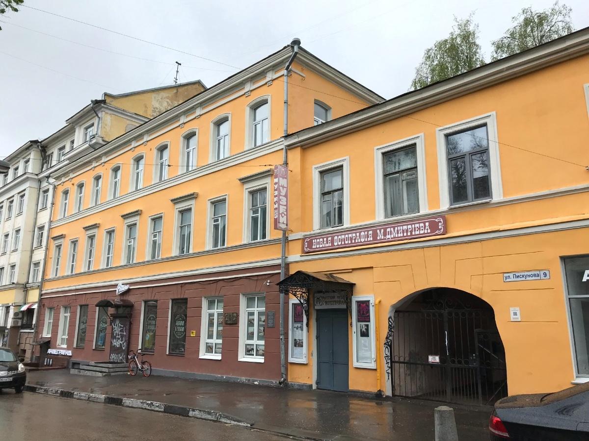 Ретро-фотосалон появится в нижегородском музее фотографии после ремонта - фото 1