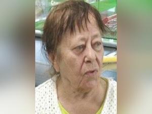 77-летняя женщина с потерей памяти пропала в Дзержинске