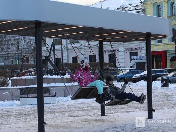 Первые ласточки 800-летия: три территории преобразились к юбилею Нижнего Новгорода - фото 8