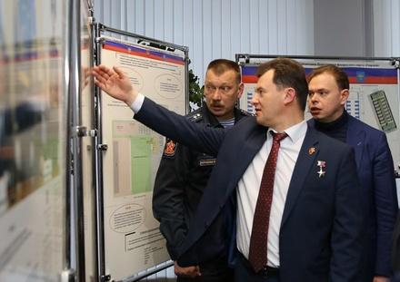 «В Нижегородской области есть все необходимое для развития юнармейского движения» — Романенко