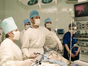 Нижегородские хирурги провели уникальную операцию младенцу