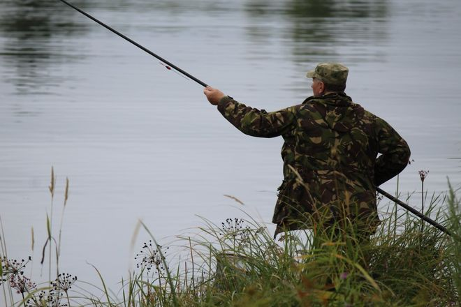 Три вида ухи и лодка в подарок: в Нижнем Новгороде стартовал фестиваль рыбалки - фото 15