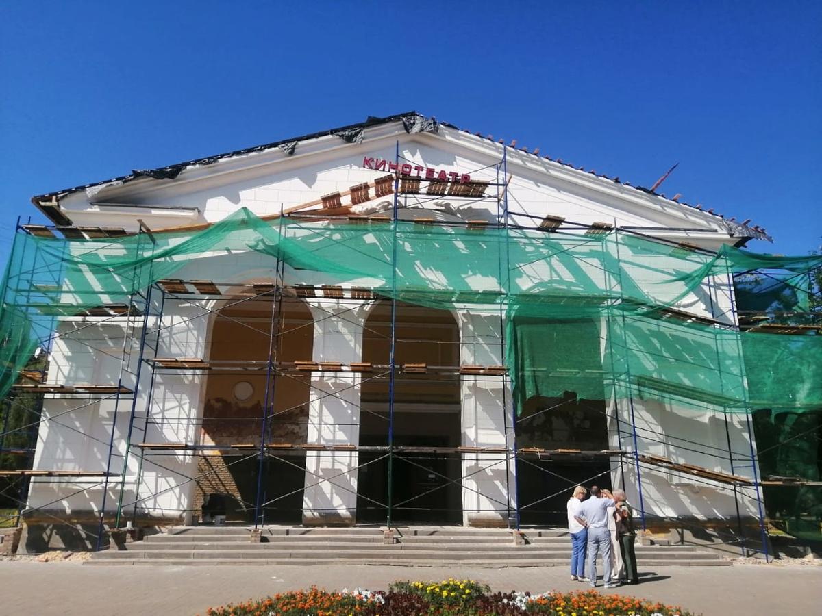 Кинотеатр «Буревестник» в Сормове отремонтируют к 800-летию Нижнего Новгорода - фото 1