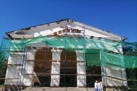 Кинотеатр «Буревестник» в Сормове отремонтируют к 800-летию Нижнего Новгорода